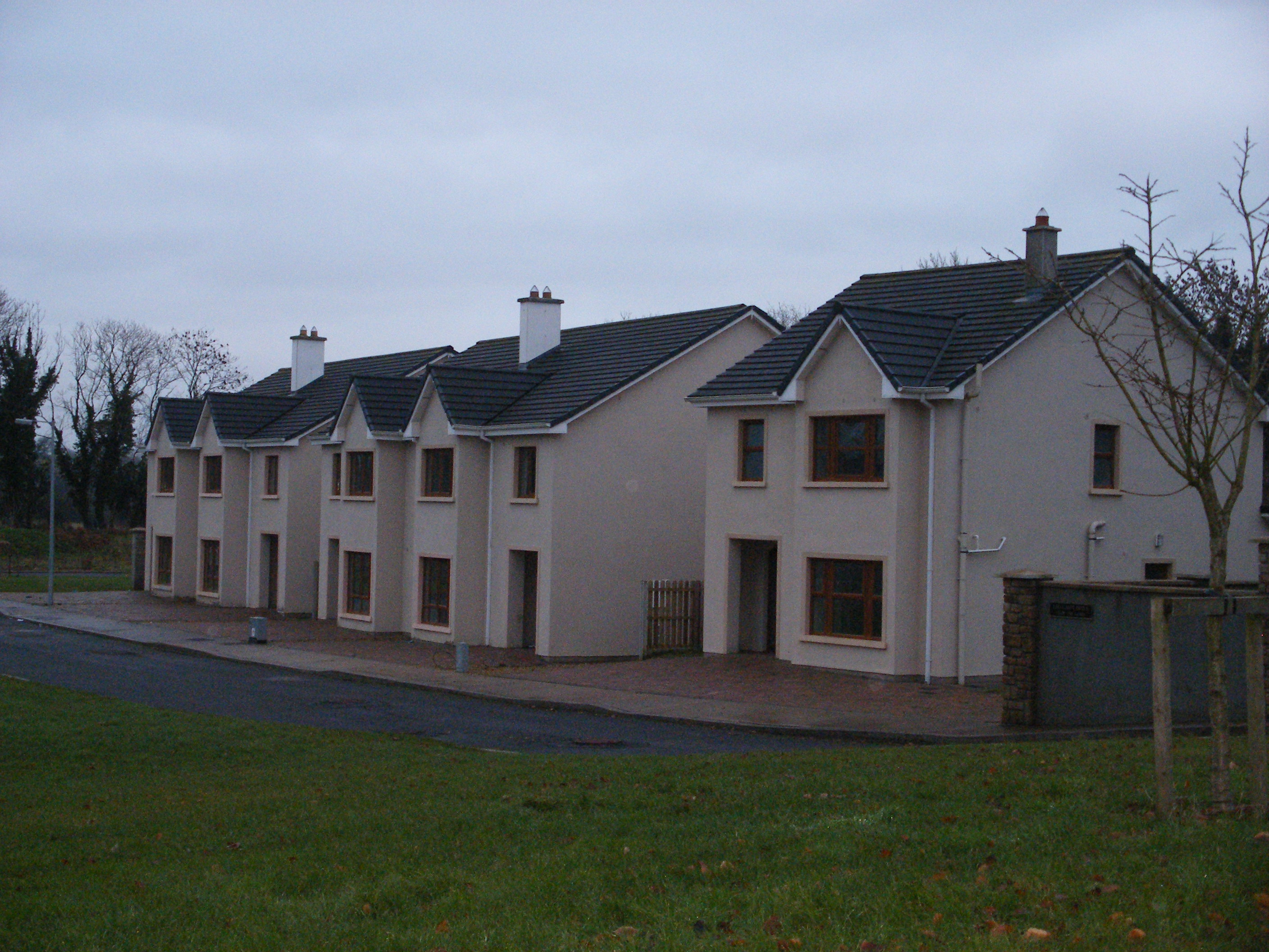 Irish ghost housing estates what now the helpful engineer for Haunted apartments for rent