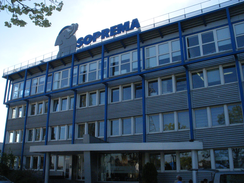 Strasbourg factory visit bitumen roofing membrane the - Soprema strasbourg ...