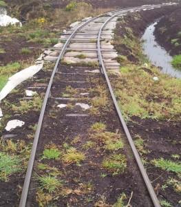 Irish bog railway