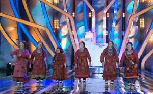 The Russian Eurovision 2012 entry
