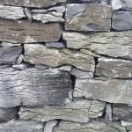 Irish dry stone walls.