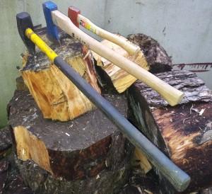 Various axes
