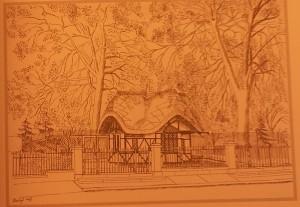 Original entrance to Dublin Zoo, The Phoenix Park