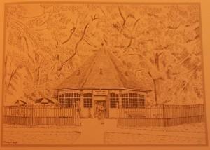 The Tea Rooms, The Phoenix Park