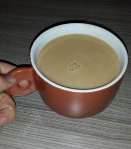 Poorly designed mug