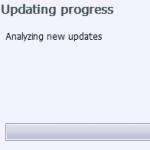 Crazy software updates