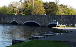 Barnhall Road Bridge, Celbridge