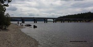Burgage Bridge Blessington Lake
