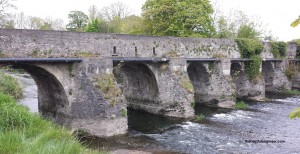 Caragh Road Bridge, Carragh