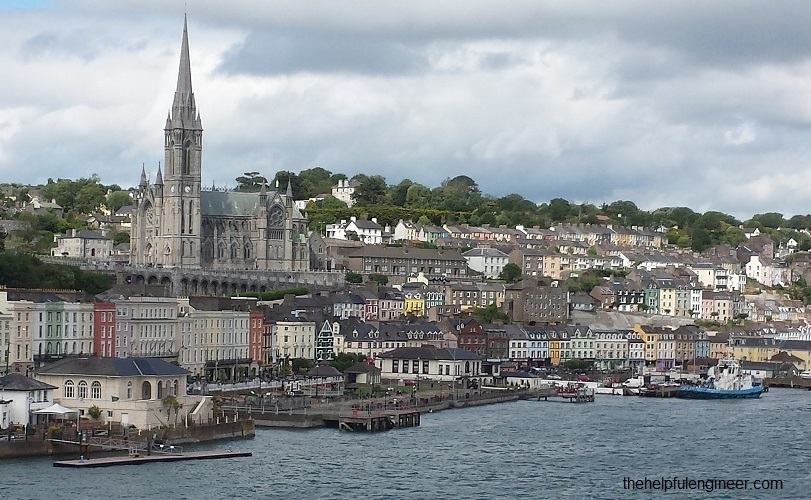 Cobh, Ireland- Last port of call for the Titanic