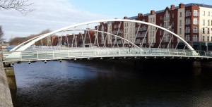 James Joyce Road Bridge, Dublin