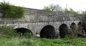 Leinster Aqueduct, Sallins