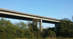 M50 Motorway Bridge, Strawberry Beds