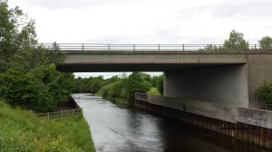 M7 Motorway Bridge, Newbridge