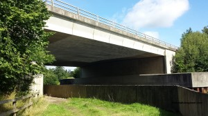 M9 Motorway Bridge, Kilcullen