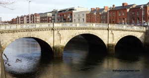 Mellowes Road Bridge, Dublin