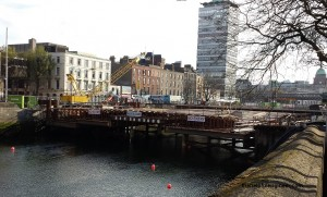 New LUAS Bridge, Dublin