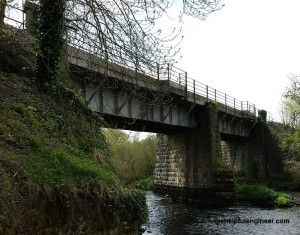 Railway Bridge, Sallins