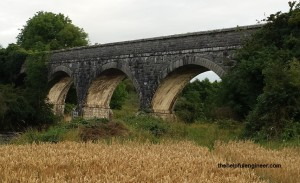 Rochestown disused railway bridge