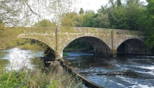 Straffan Road Bridge, Straffan