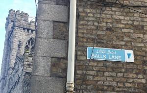 Interesting Dublinstreet names