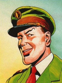 Dan Dare - The Eagle Comic